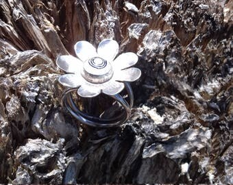 Summer flower ring