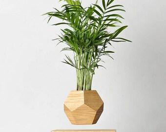 Levitating Planter Classic Light