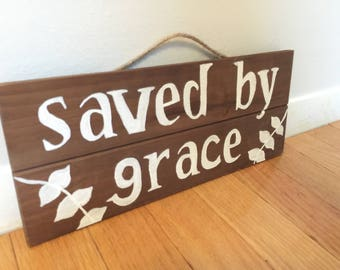 Custom Small Sign