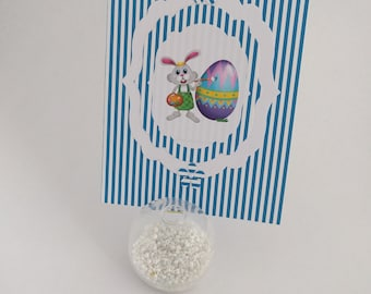 Scrapbooking card-handmade Happy Easter