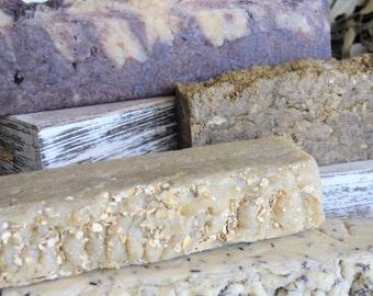 Favor Size Soap Brick, Organic Soap, Handmade Soap, Soap Block, Soap favors, wedding favors, baby shower favors, Thank you gifts, Soap