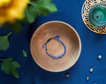 3/5 light blue magic bracelet