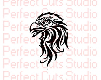 Eagle SVG and Studio 3 Cut File Bald Eagle for Cricut Silhouette Brother Designs Files Cutouts SVGs Bird Cutout Downloads Birds