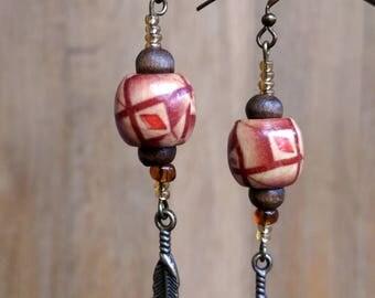 Nice pair of earrings