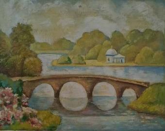 Bridge by Igor Stetsenko