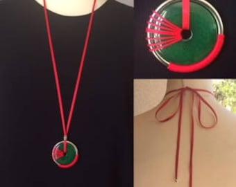 """Venice"" long necklace"