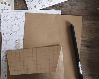 Custom Designed Stationary - Personal or Business
