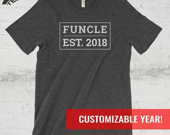 Funcle Shirt, Funcle Tee Shirt, Funcle Definition, Funcle T-Shirt, Uncle Shirt, Uncle T-Shirt, Uncle Gifts, Funny Uncle Gifts, Best Uncle