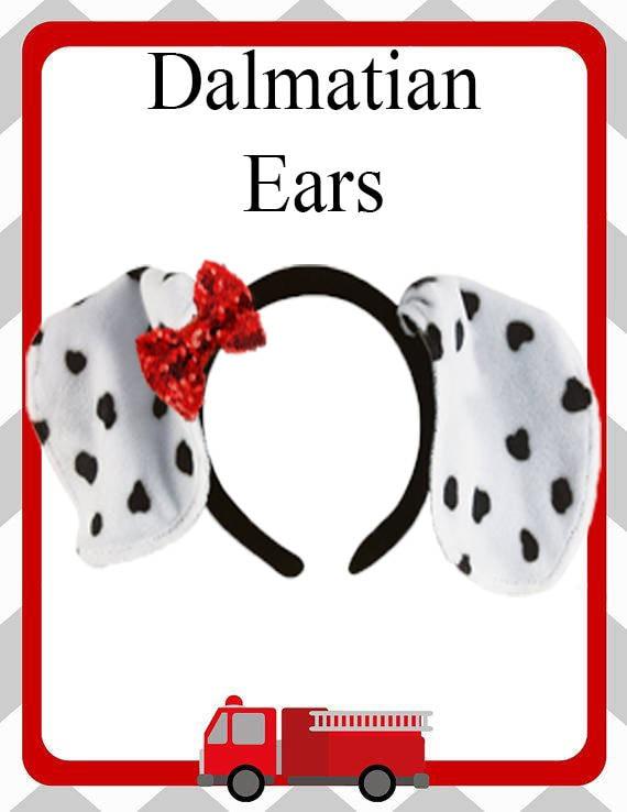 Dalmatian Ears Dalmatian Ears Dalmati...