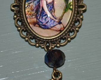 Fairy brooch no.4