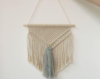 Macrame Wall Hanging Small
