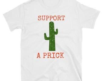 Cactus Tshirts Short-Sleeve Unisex T-Shirt
