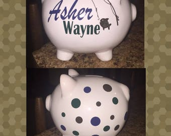 Personalized Piggy Banks-Piggy Banks
