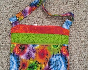 Cross-body shoulder bag