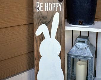 Be Hoppy Bunny