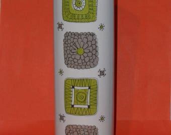 KM Vase porcelain Marktredwitz 1950 – 1958 Press number 368/2 height 21 cm