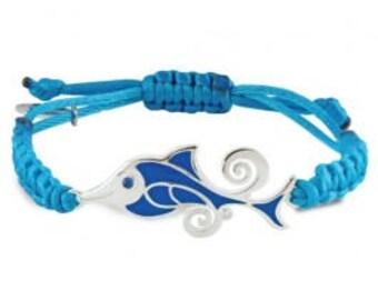 Dolphin Silver Bracelet