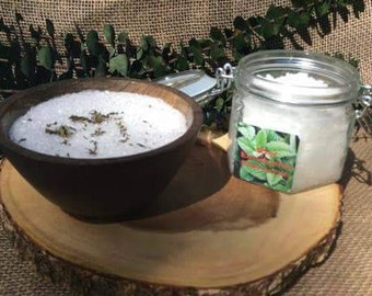 Mint/Eucalyptus Foot Scrub