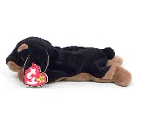 Ty Beanie Babies Doby the dig 1996 gen 5 version 6