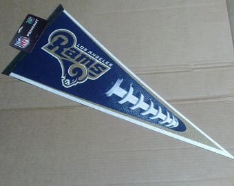 Los Angeles Rams Pennant - Full Size