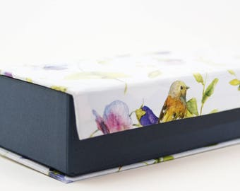 Spring Binder box for transporting pens on the go