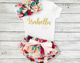 Baby Girl Clothes, Baby Girl Gift, Infant Girl Clothes, Baby Girl, Baby Girl Outfits, Baby Girl Clothes Newborn, Baby Girl Gift Personalized