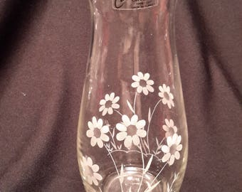 Cameo crystal vase