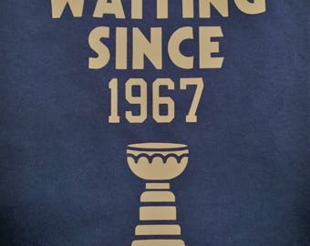 Patiently Waiting Since 1967 Stanley Cup T-Shirt