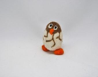 Easter egg, Needle Felted Easter Egg,Handmade felting easter egg, Easter chick, Easter felt chik,Easter decoration