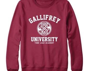 Gallifrey University Time Lord Academy Sweatshirt