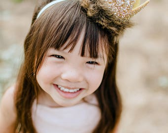 The Original Where the Wild Things Are Crown, Glitter Crown, Wild Things,Wild Things Crown, Wild Things Birthday, Wild Things Party Supplies