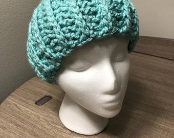 Crochet Headband / Earwarmer