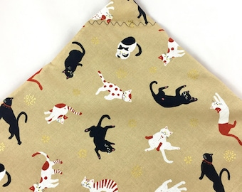 Cats Abound Organic Catnip Mat Toy By For Mew, Refillable, Washable, Cat Bed, Cat Furniture, Gift For Cat Lovers
