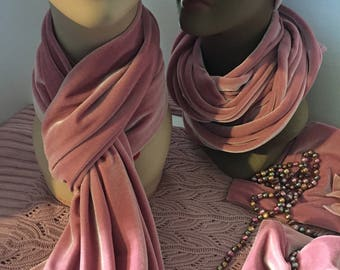 Gorgeous HerHat Straight Scarf