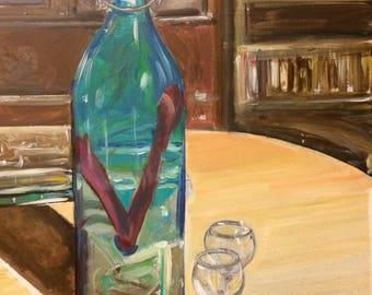 Wall Art -Glass Art - Still Life Art - Art Prints - Leah Reynolds