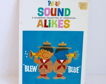 Pop-Up Sound Alikes A Hilarious Collection of Homonyms