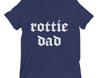 Rottie Dad Shirt Rottweiler Dad Shirt Rottweiler Shirt Rottweiler Lover Rottie Shirt Rottweiler T Shirt Rottweiler TShirt Rottweiler
