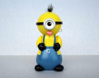 One Eyed Minion Ornament
