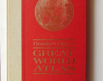 Great World Atlas 1963