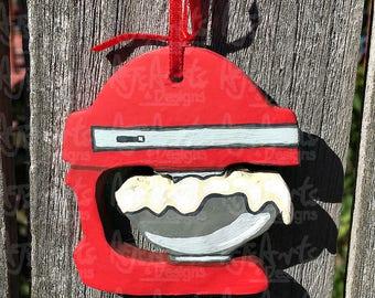 OOAK - Mixer Polymer Clay Ornament