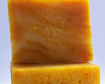 Mango Mania Soap Cold Processed Soap Natural Mango Soap