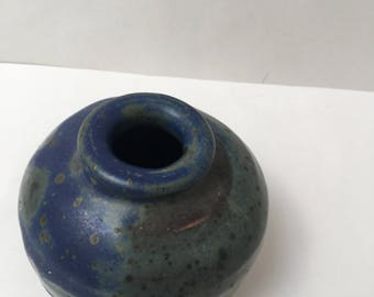 Studio Weed Pot Vase Vessel Tiny Dole