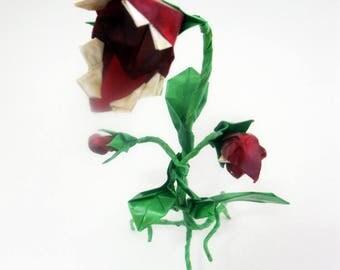 FIGURINE origami audrey figurine