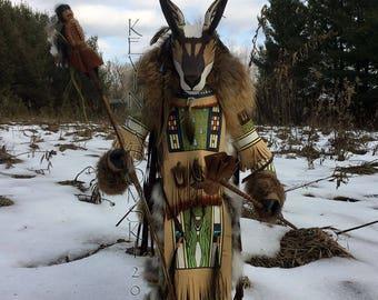 Pronghorn Manitou (Spirit or Totem)