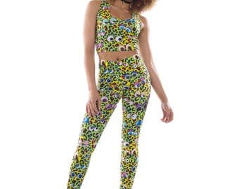 Wild Eyes Leggings