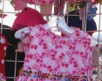Disney's Princesses Butterfly Pink Dress