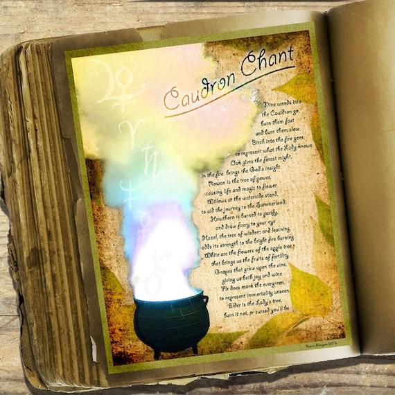 Cauldron Chant