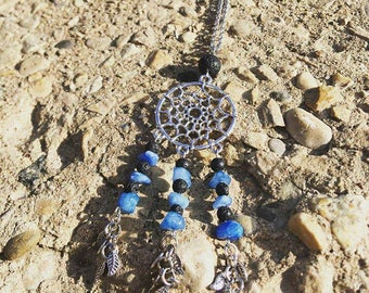 Dream Catcher Aromatherapy Diffusing Necklace