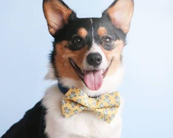Scottie Terrier Schnauzer Dog Bow Tie