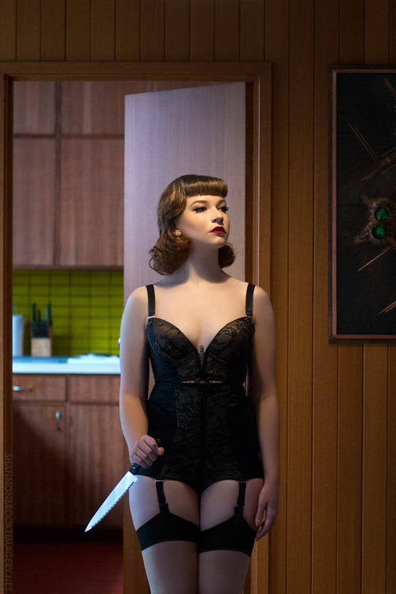 "Ella Lugosi ""Stella Stabby"" 12x18 Photo Print"